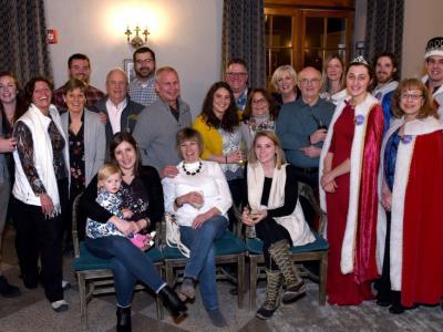 2018 Grand Marshal Dinner HS