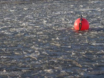 Icebound Buoy