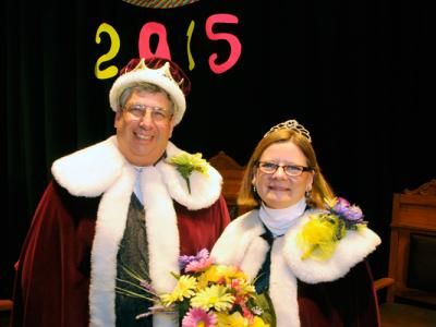 2015 King Steve and Queen Linda
