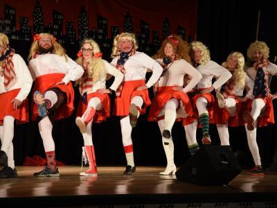 2016 Rotary Dancers