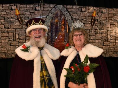 2020 Coronation King and Queen
