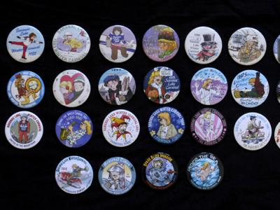 Buttons full set