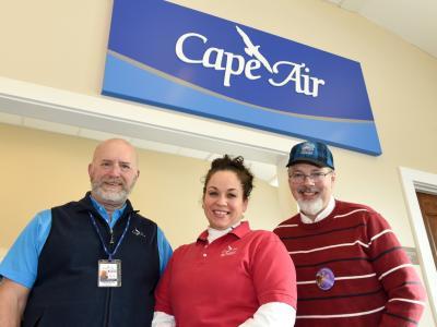 2018 Cape Air Sponsor