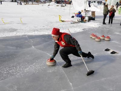 Curling Exhibition1