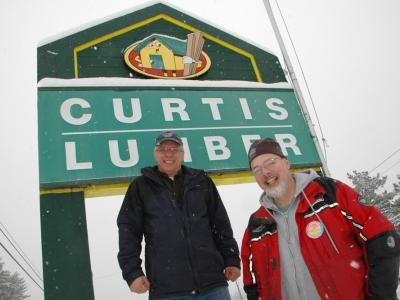Sponsors Curtis Lumber 2015