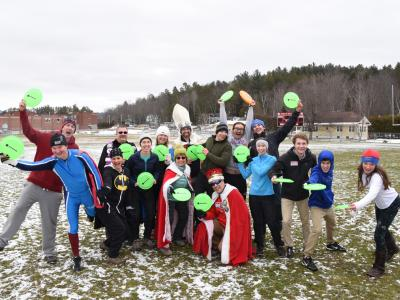 2016 Ultimate Frisbee
