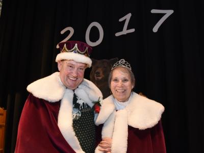 2017 Winter Carnival King and Queen