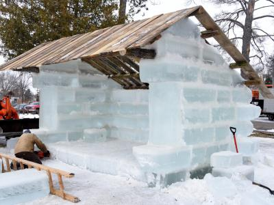 2018 Ice Palace Building POD 2-1-18
