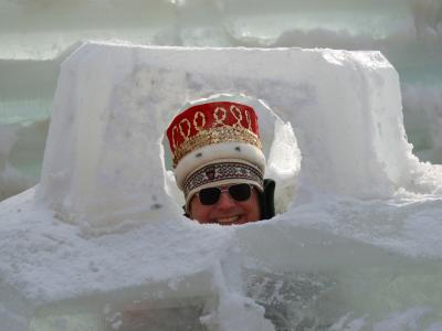 King Lee Foster at Ice Palace