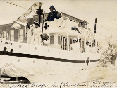 Old float