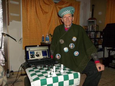 Chess Man Board