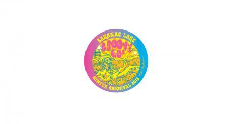 2015 Saranac Lake Winter Carnival Button