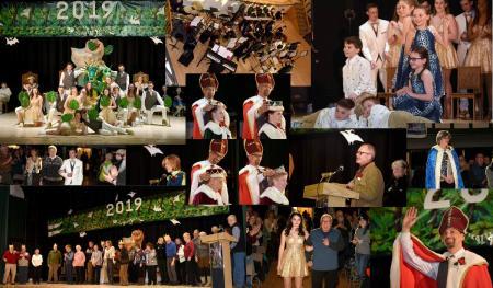 2019 Coronation Collage