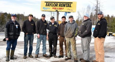 2020 Sponsor Taylor Rental