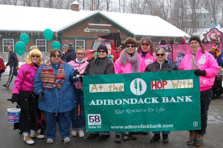 Adirondack Bank parade