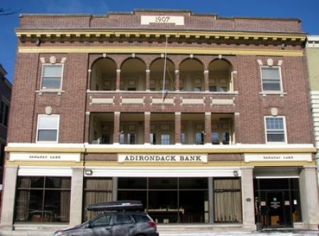 Adirondack Bank Main Street