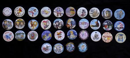 Buttons full set