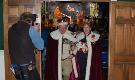 Coronation photography
