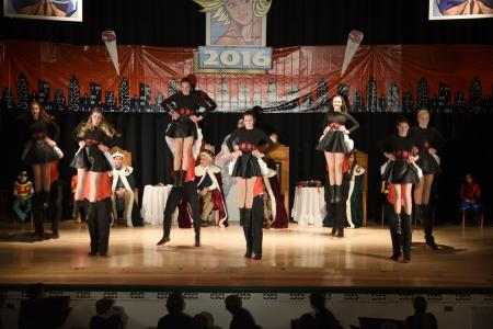 2016 Coronation Royalty Dance