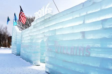 2016 Ice Castle