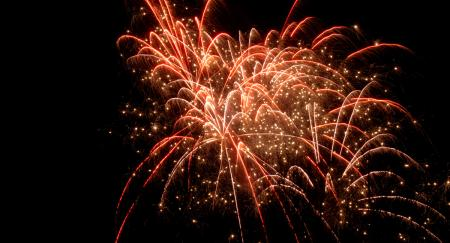 Closing fireworks 2
