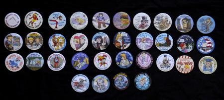 Full set of buttons