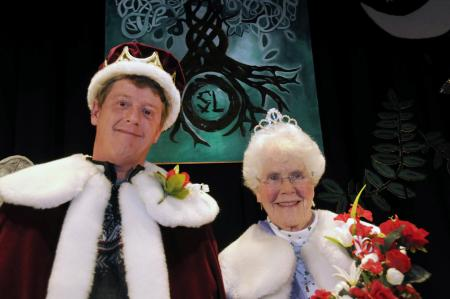King Branch and Queen Metz