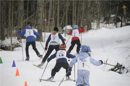 Youth X-Country Ski Races