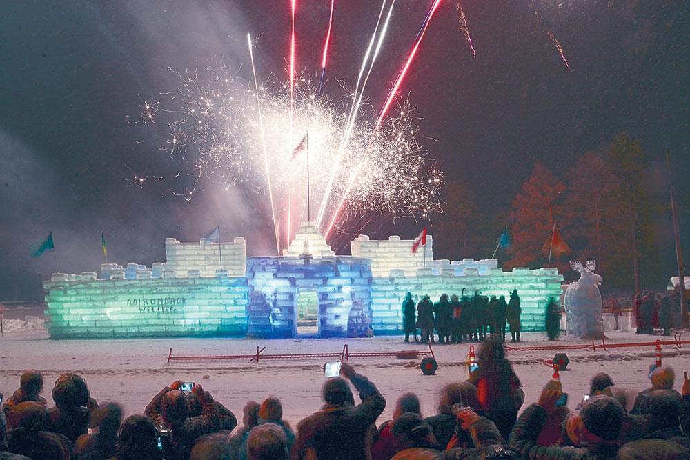 2017 Castle Fireworks