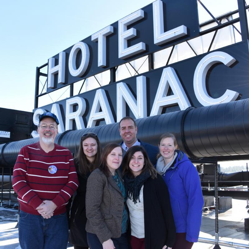 2018 Hotel Saranac