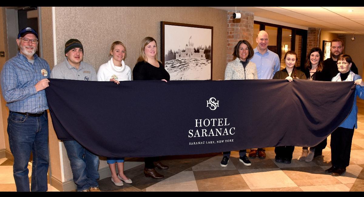 2020 Sponsor Hotel Saranac