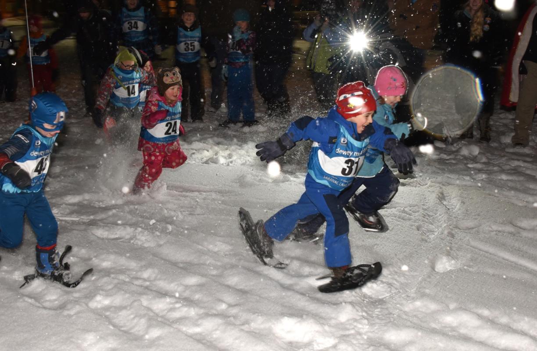 2016 Snowshoe Races Feature