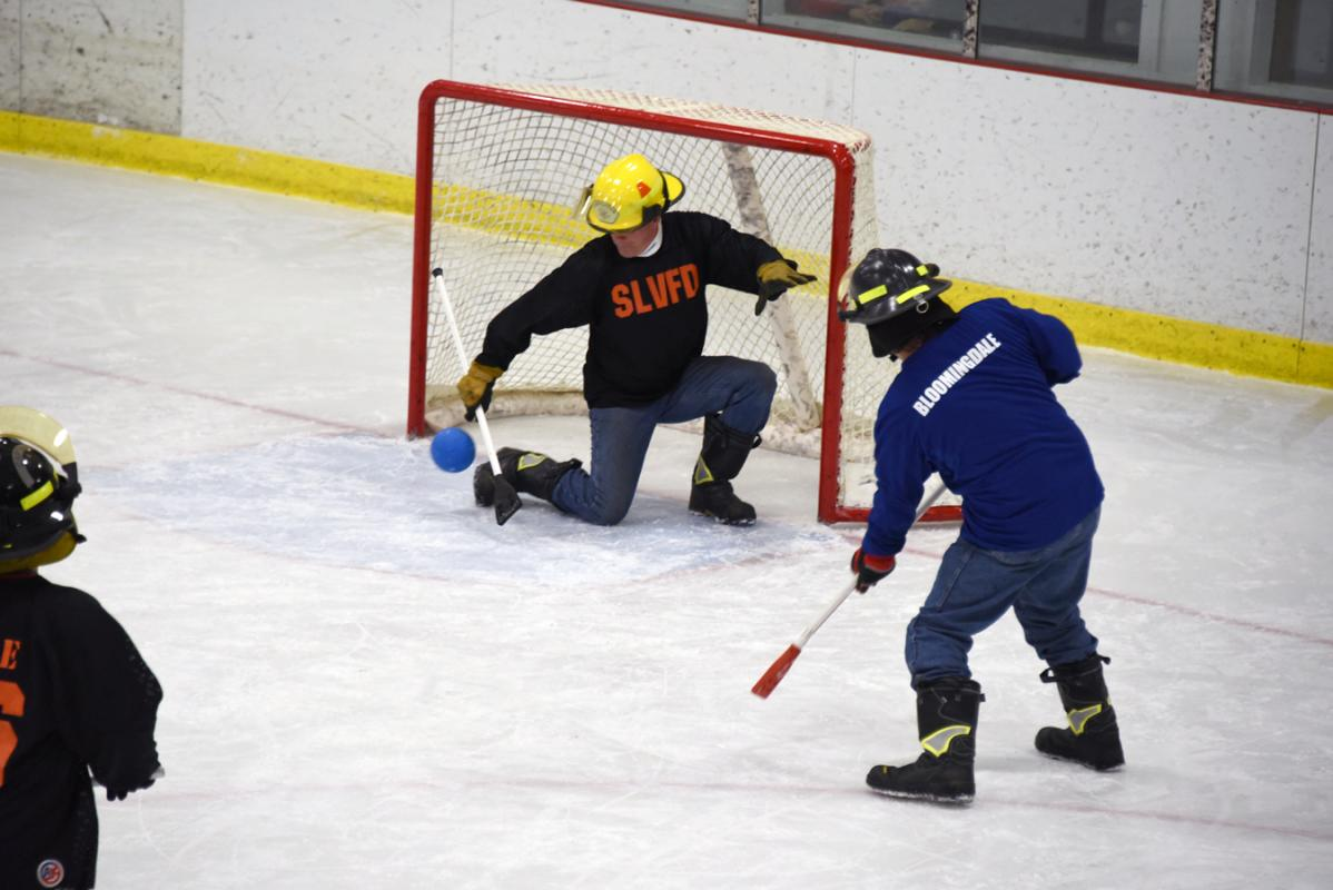 2016 Broomball Feature