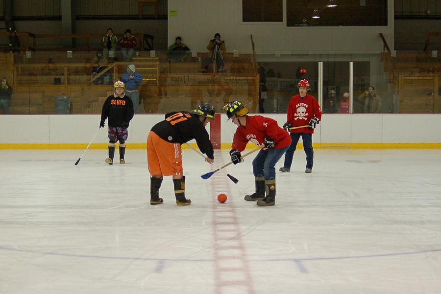 Firemans Broomball