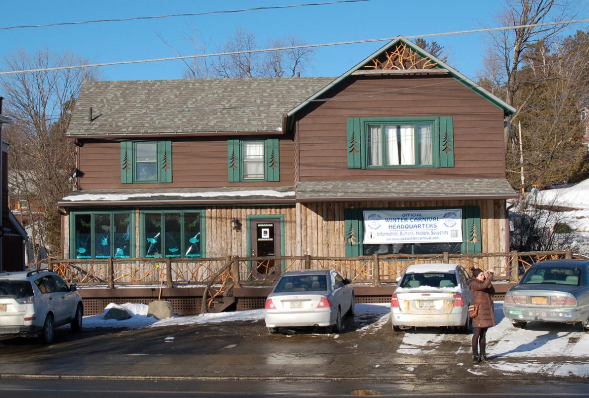 Winter Carnival Headquarters