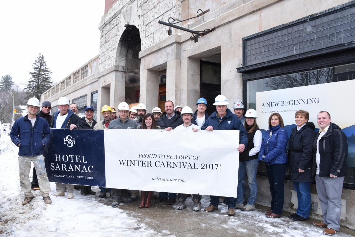 2017 Hotel Group Photo