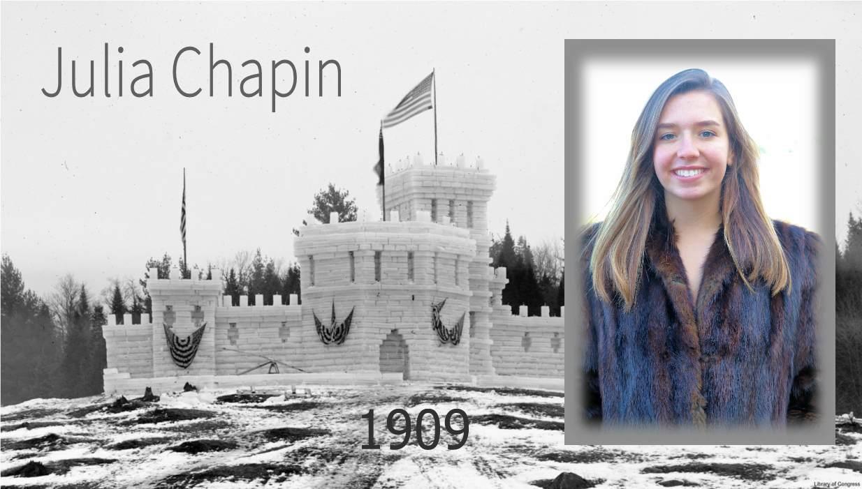 2019 Court Julia Chapin