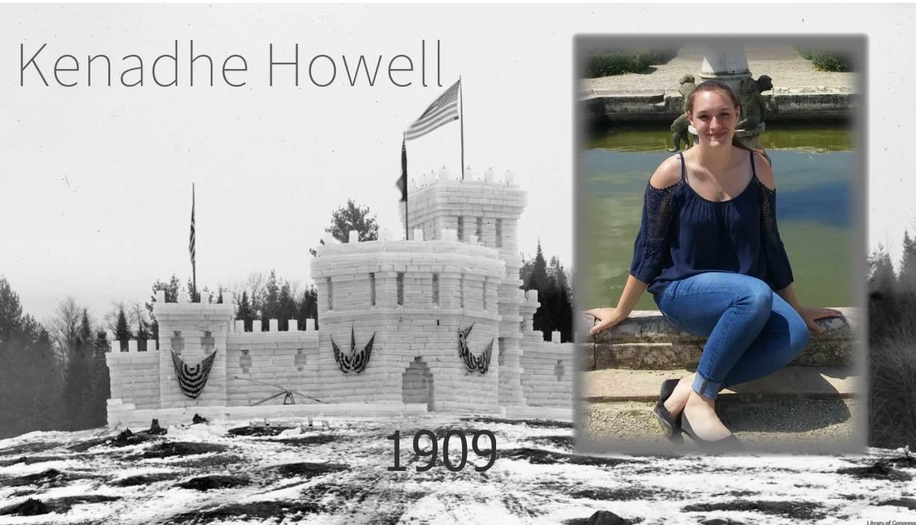 2016 Princess Kenadhe Howell
