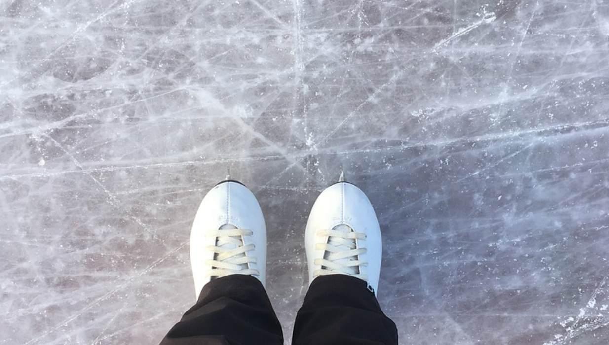 Lake Colby Skating