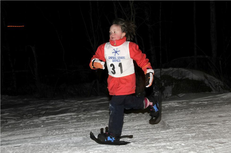 Snow Shoe Races