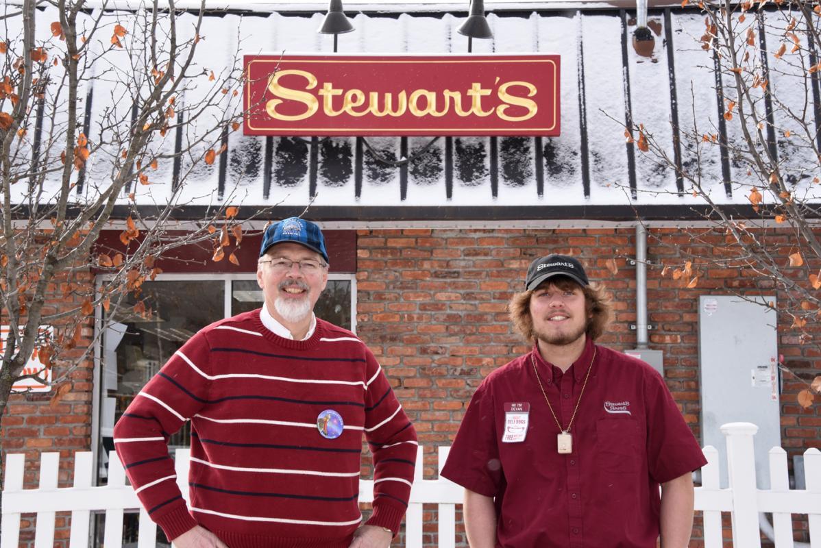 2018 Stewarts Sponsor